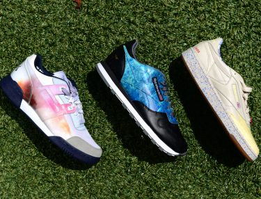 Reebok x Artists For Humanity Collection