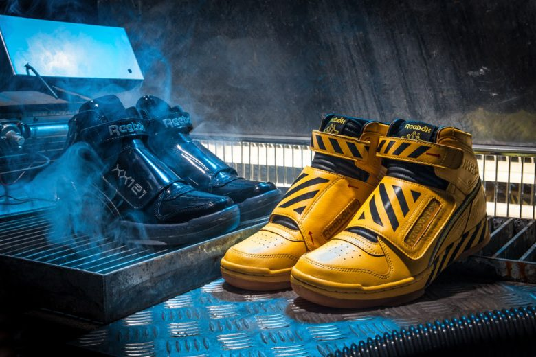 Reebok Releases Alien Stomper Final Battle Pack For Alien Day