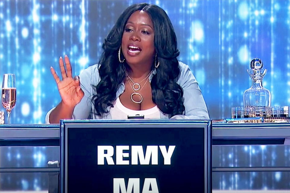 Remy Ma on Hip-Hop Squares