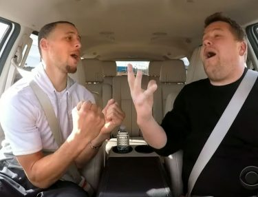 Steph Curry Carpool Karaoke With James Corden