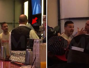 Shia LaBeouf Gets Into Altercation At Bowling Alley Over French Fries