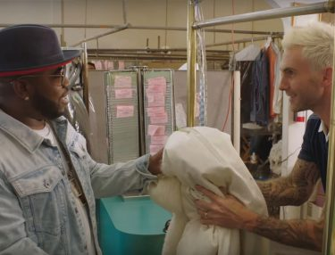 Big Boi ft. Adam Levine - Mic Jack (Video)