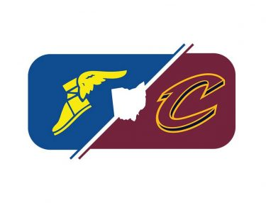 Cleveland Cavs x Goodyear