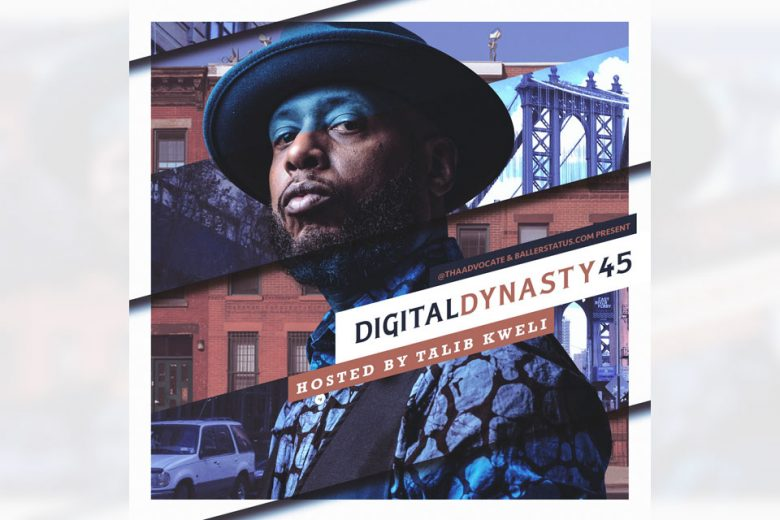 "Talib Kweli to Host ""Digital Dynasty 45"", Submissions Open"