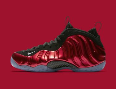 Nike Air Foamposite Metallic Red