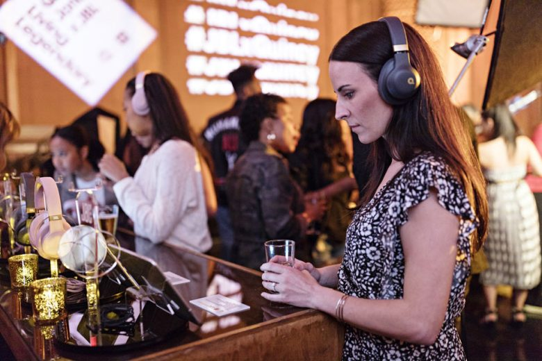 JBL E55BT Quincy Edition Headphone Launch in Los Angeles (Recap)