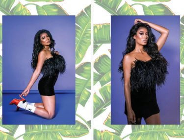 Mila J Poses For Playboy