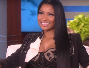Nicki Minaj Addresses Nas Dating Rumors