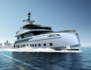 Dynamiq Superyacht With Porsche