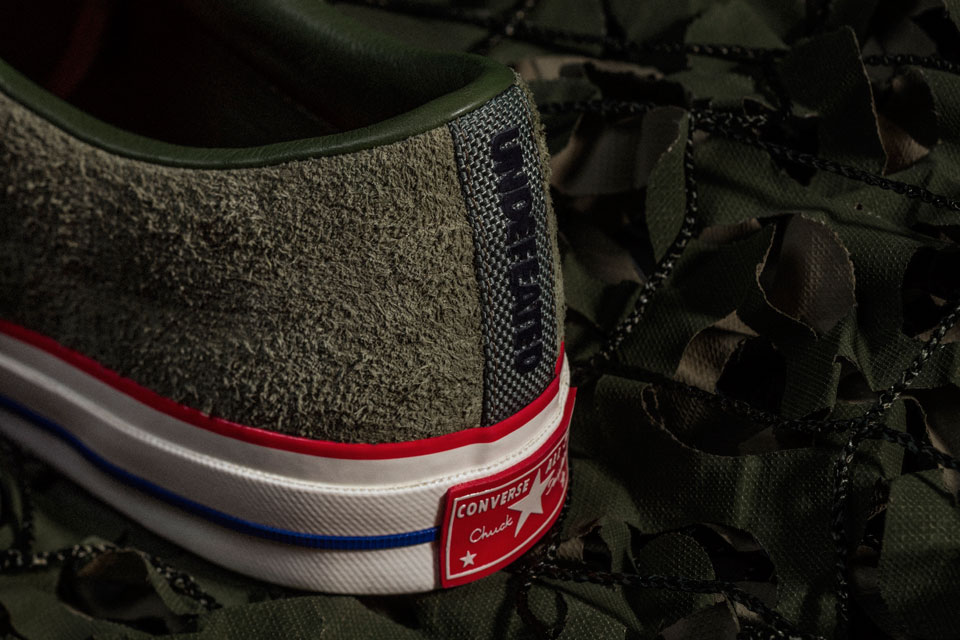 Converse x Undefeated One Star Collection