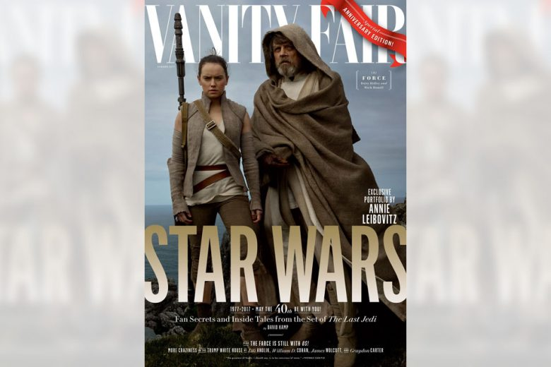 Star Wars: The Last Jedi Cover Vanity Fair