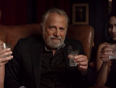 Most Interesting Man for Astral Tequila