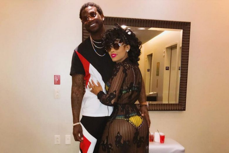 Gucci Mane and Keyshia Ka'oir