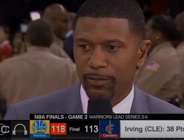 Jalen Rose Blames Tristan Thompson's NBA Finals Performance on the Kardashians