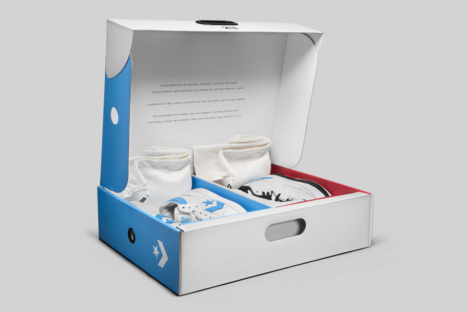 Jordan Brand 2 That Started It All Pack