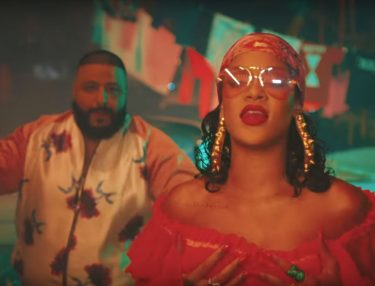 DJ Khaled Rihanna Wild Thoughts Video
