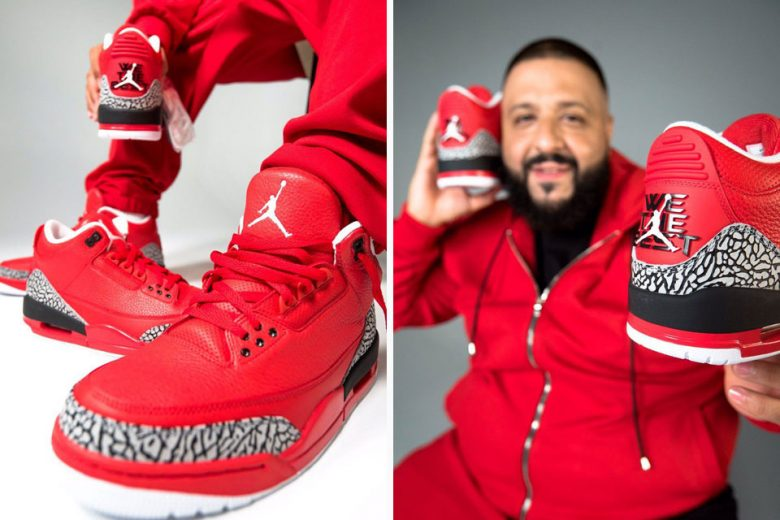 DJ Khaled x Air Jordan  3 Grateful