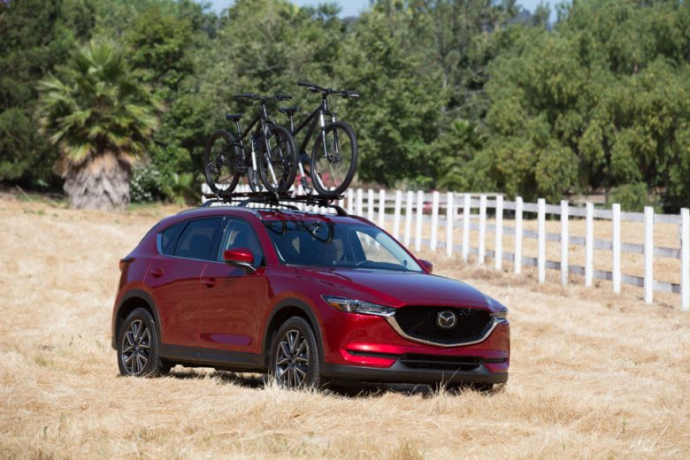 Experiencing Mazda's 2017 CX-5 & MX-5 Miata RF in SoCal