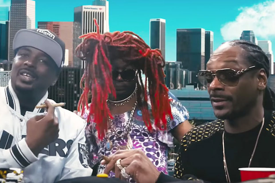 Snoop Dogg disses Young Thug and Lil Uzi Vert