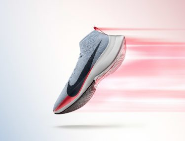 Nike ZoomX Vaporfly Elite sample