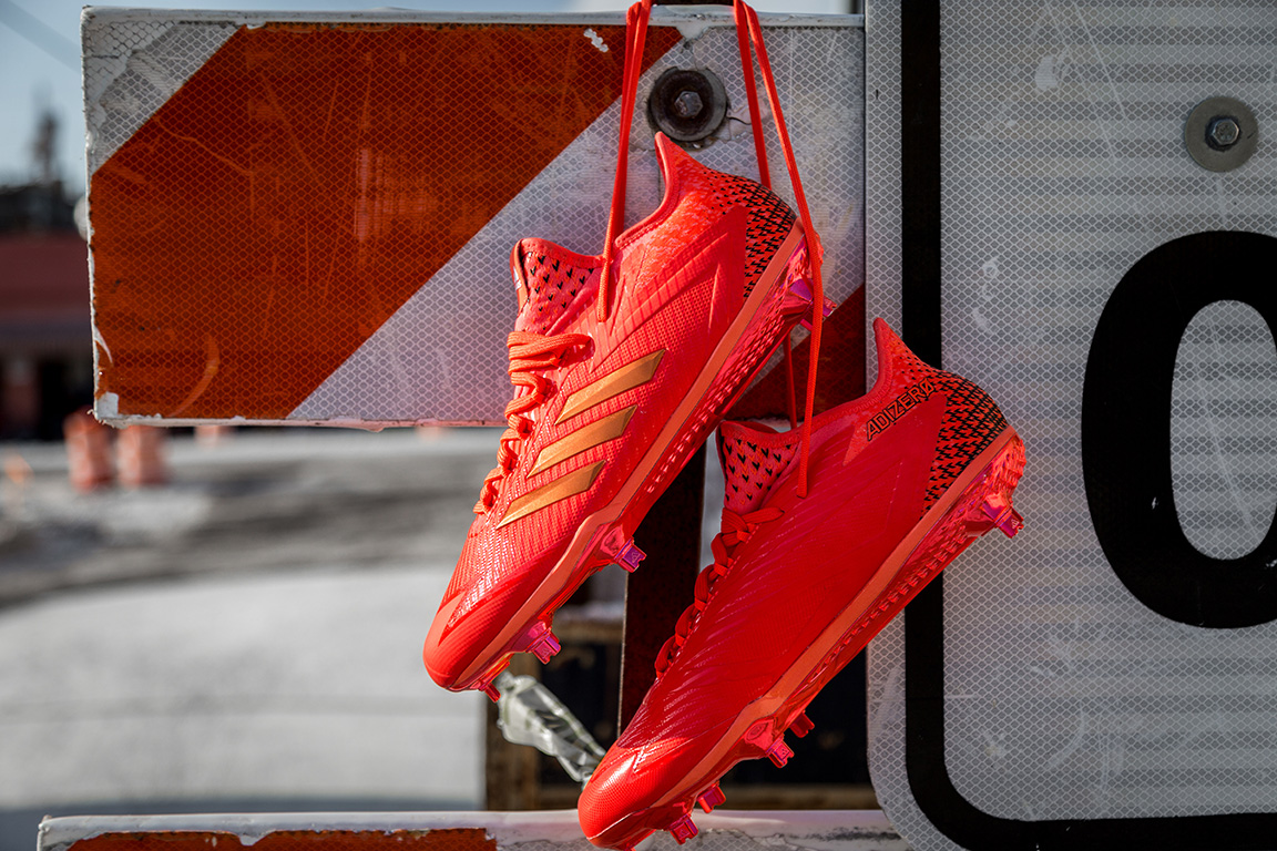 2017 adizero Afterburner Dipped Cleat Collection
