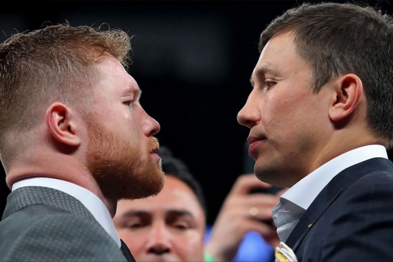 Rematch on: Canelo and GGG to fight on September 15th