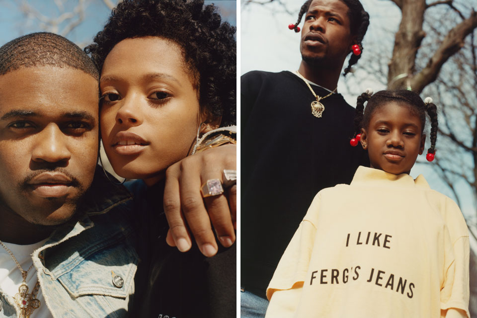 A$AP Ferg x AGOLDE Fall 2017 Collection