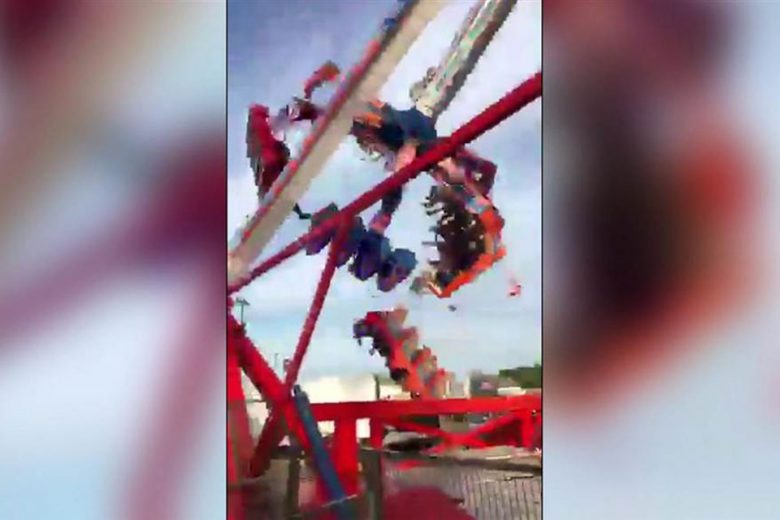 Ohio State Fair accident