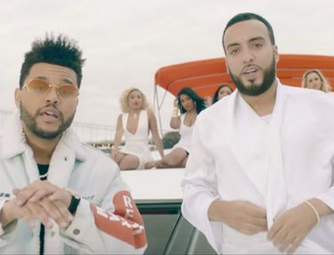 French Montana ft. The Weeknd & Max B - A Lie (Video)