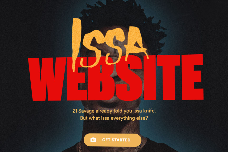 21 Savage x Spotify