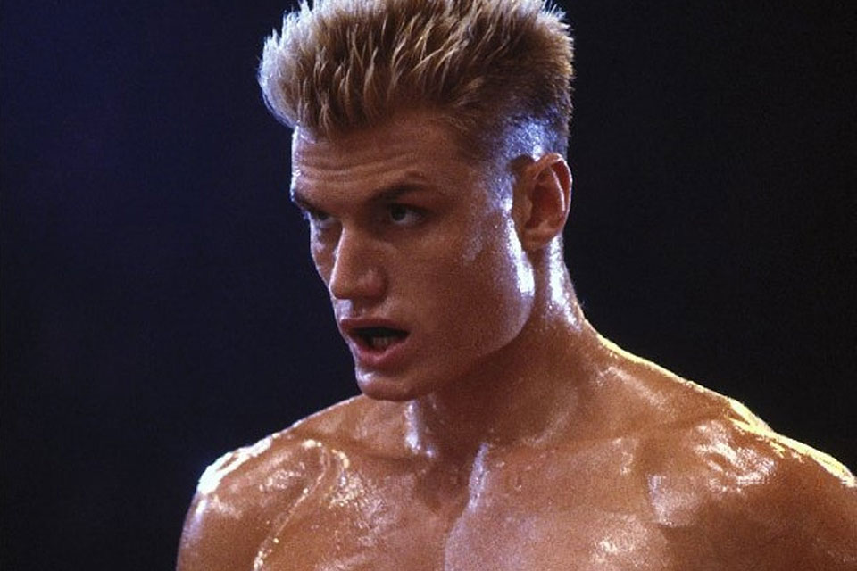 What!? Ivan Drago to R...