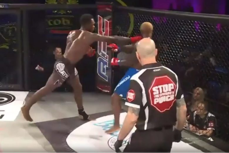 Melvin Guillard knocked out