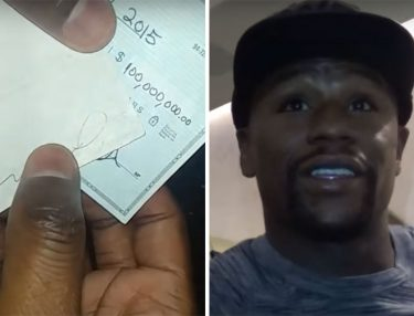 Floyd Mayweather Laughs Off Tax Reports