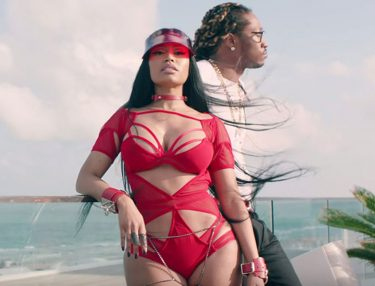 Nicki Minaj and Future