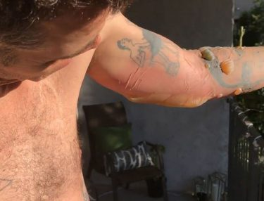 Steve-O new project