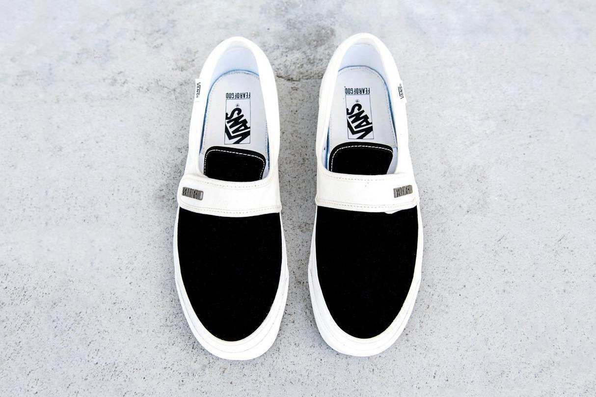 Fear of God x Vans Holiday 2017