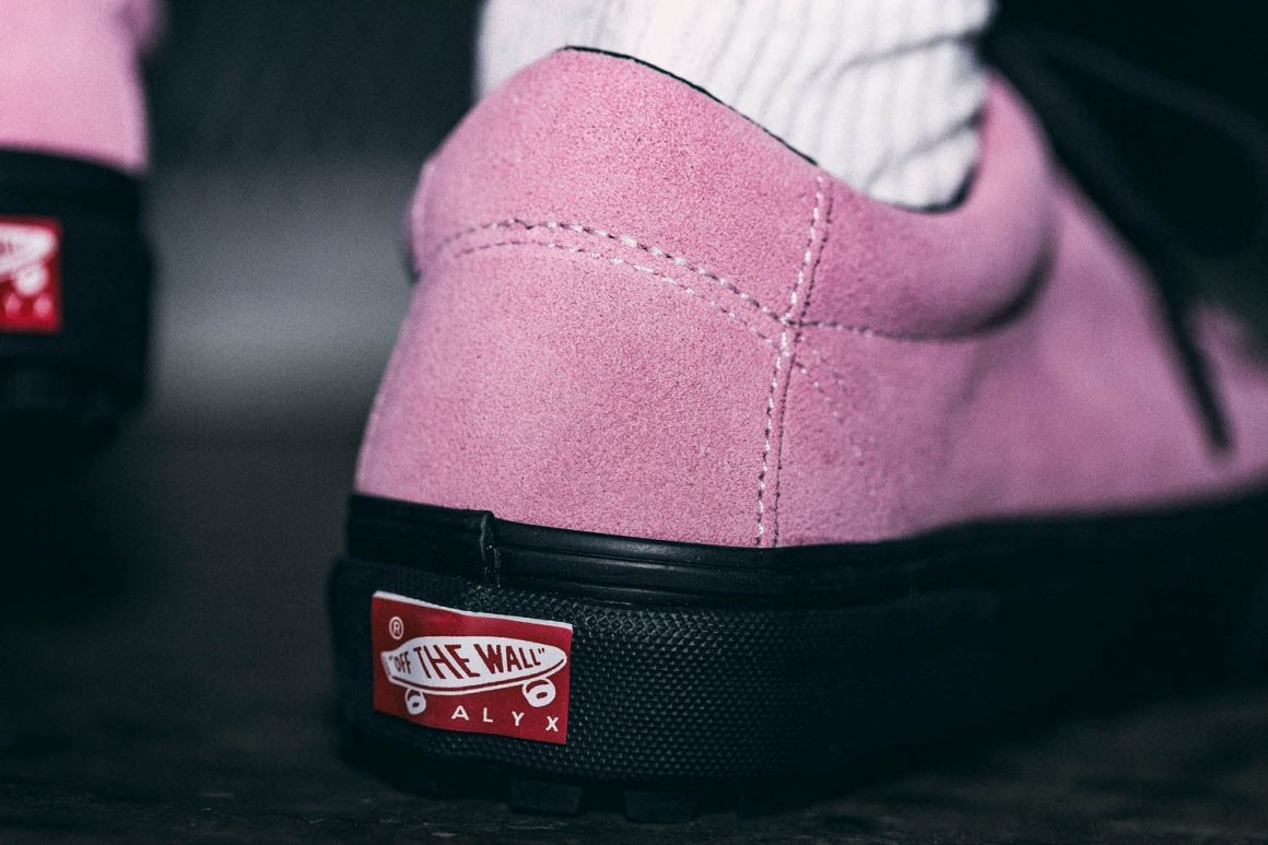 Second ALYX x Vans Collection