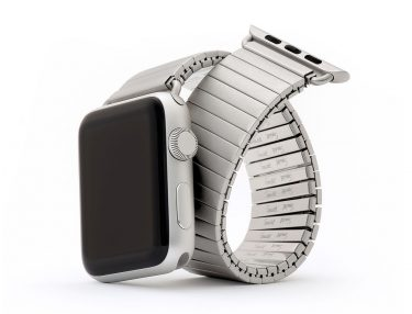 Speidel Twist-O-Flex Bracelet for the Apple Watch