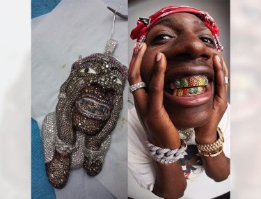 Lil Yachty chain