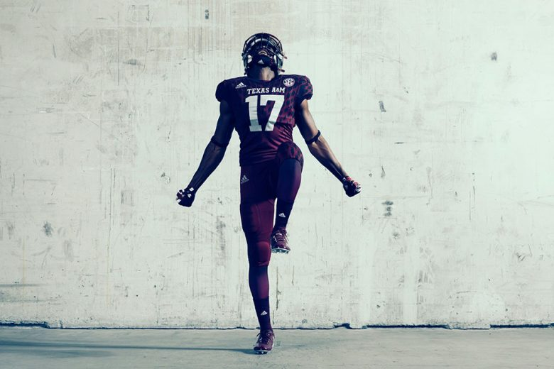 Adidas reveals new Texas A&M uniforms for upcoming season