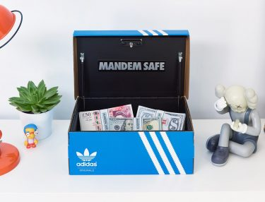 Adidas Shoe Box Safe