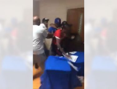 Young Buck Starlito Fight video