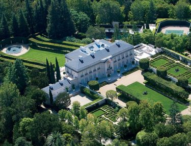 Beverly Hills Chartwell Mansion