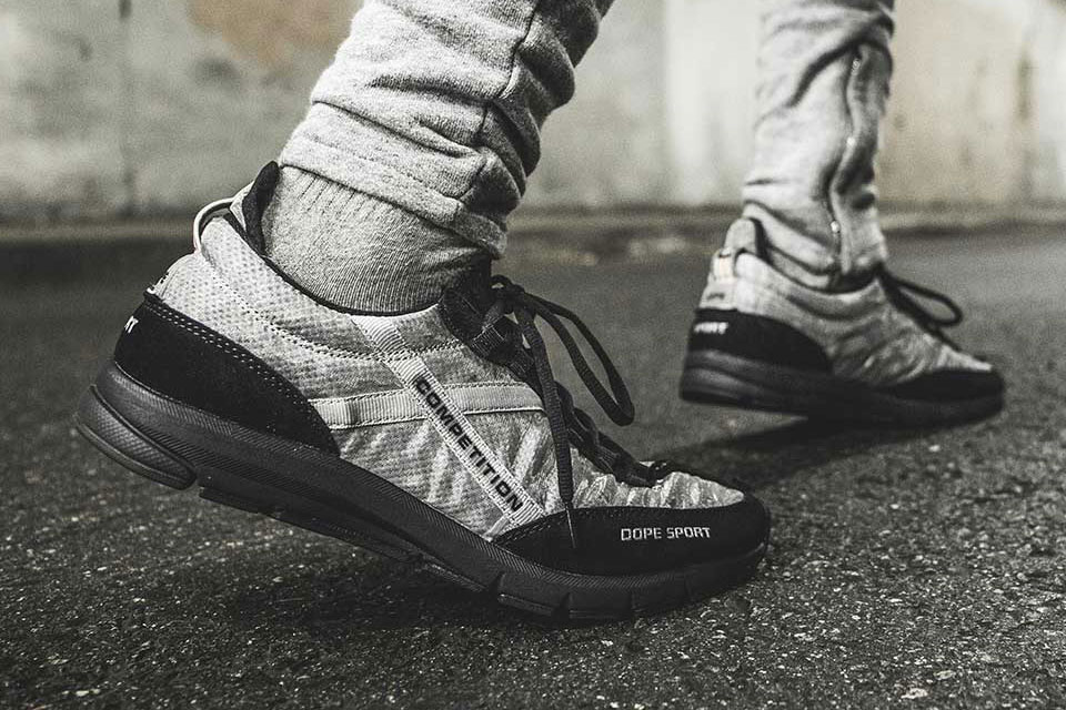 DTLR x DOPE DS Jogger
