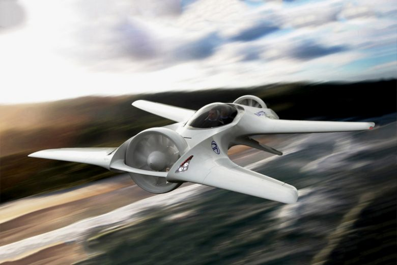 DeLorean Aerospace is working on a flying auto