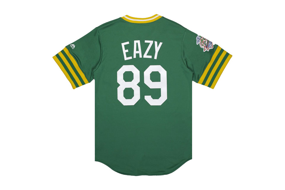 Oakland A's x G-Eazy capsule collection