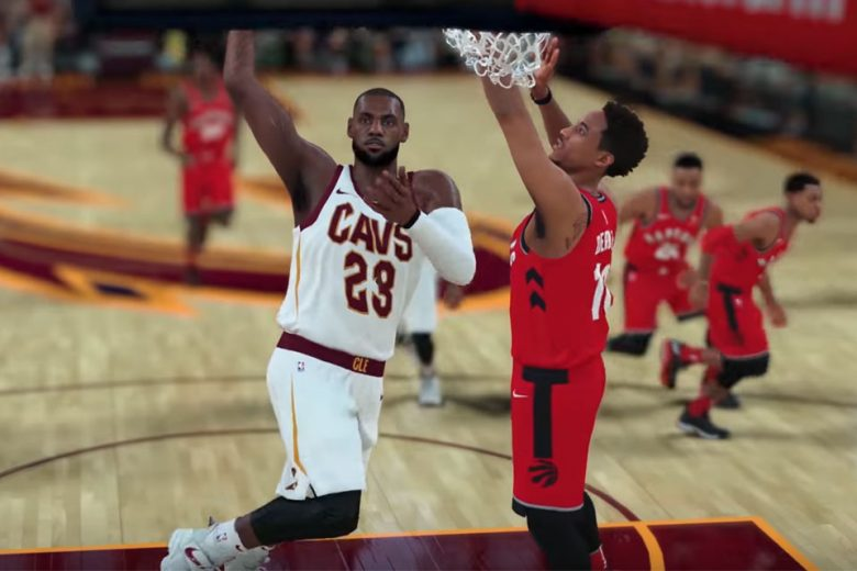 "Watch the Debut ""NBA 2K18"" Trailer, Set to Mobb Deep's ""Shook Ones"""