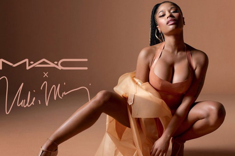 When you'll be able to buy Nicki Minaj's MAC nude lipsticks