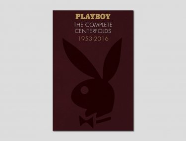 Playboy Centerfolds book