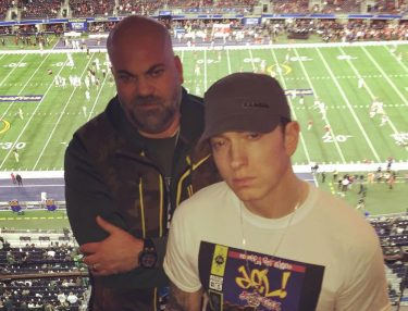 Paul Rosenberg and Eminem
